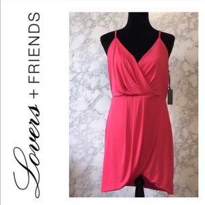 Lovers + friends dress!! NWT